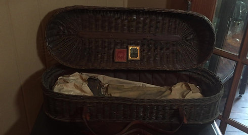 Victorian Viewing Basket