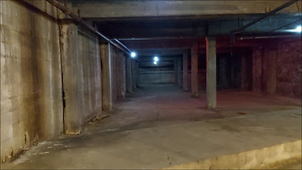 Tunnels of the Lemp Brewery