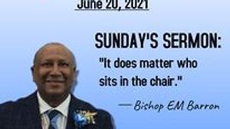 Bishop EM Barron