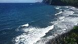 ハワイ島の海のエナジー
