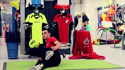 2014 - Voetbalclinic Decathlon Best