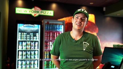 2020 - New York Pizza - Ondernemersdroom