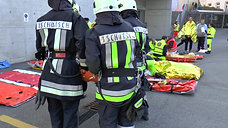 Krankenhaus Brixen Notfallübung
