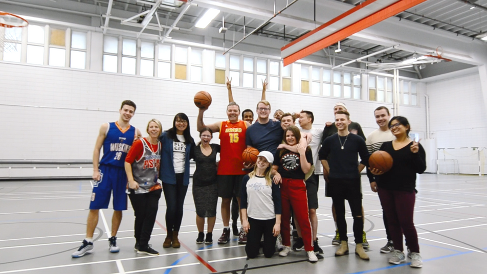 University of Calgary x PlayCity Dunks with the Dean 2018