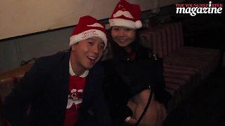 Santa Crawl 2016 - Operation Santa Claus x Hong Kong Pub Crawl