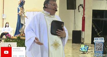 Homilia Missa de libertação -Pe:Moacir Anastacio