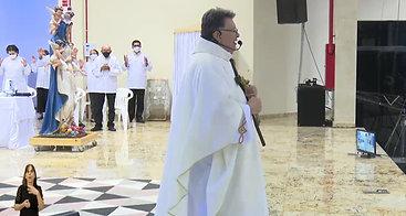 Missa de Libertação- Pe. Moacir Anastácio 30-12-2020