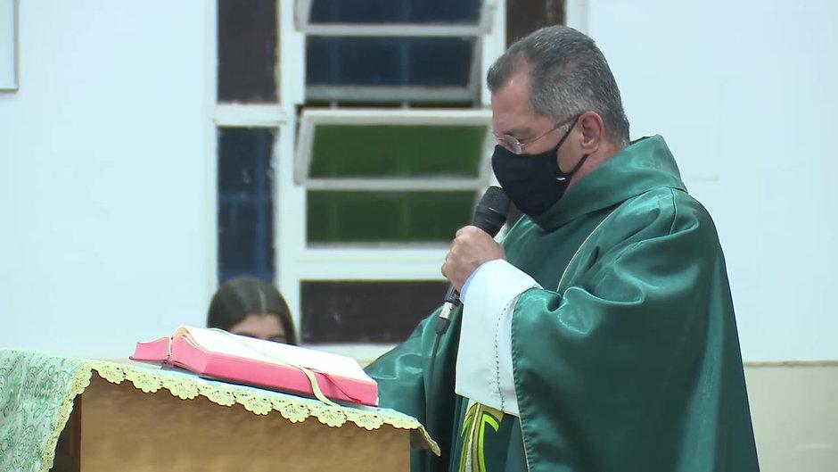 16º Domingo Do Tempo Comum -Santa Missa - 17-07-2021