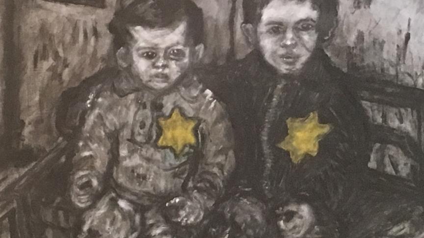 Preview - A Holocaust Memorial Exhibit