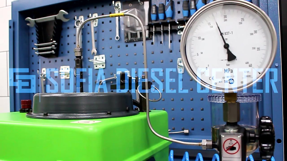 Ремонт, Рециклиране и Проверка на Механични Дюзи