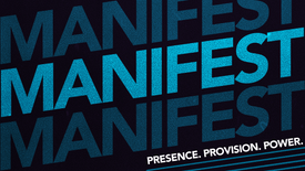 Manifest Sermon Promo