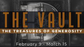 The Vault Sermon Bumper