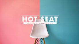 Hot Seat Sermon Bumper