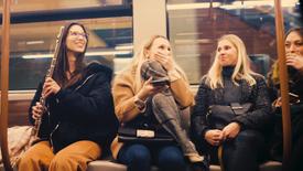 La demande en mariage la plus originale dans le métro Bruxellois