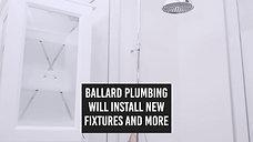 Ballard Plumbing   Remodels