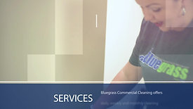Bluegrass Commercial Cleaning  | Standard Cleaning