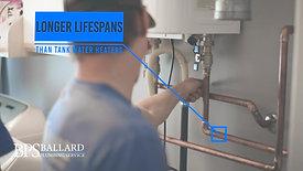 Ballard Plumbing | Hot Water