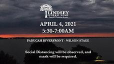 Lindsey Funeral Home -   21 Easter Sunrise