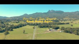 Jason Owen & Tania Kernaghan Back Home Again  / Music Video