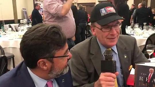 JJ Flash Interviewing George Sorial