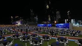 Burj Park Gala Dinner