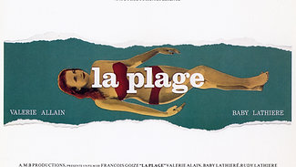 LA PLAGE with Valérie Allain & Baby Lathiere