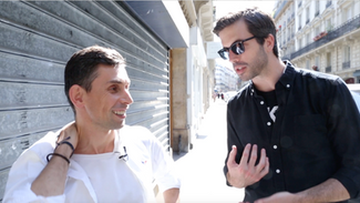 GQ US - Pigalle Paris with Will Welch