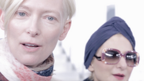 VANITY FAIR - Chanel with Catherine Baba & Tilda Swinton