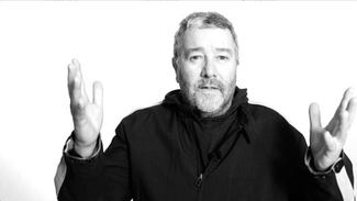 PHILIPPE STARCK perfume - Photo shoot with Dominique Issermann