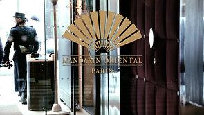 MANDARIN ORIENTAL PARIS L'Appartement - Episode 1