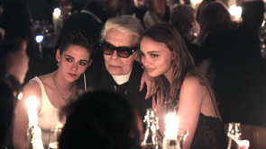 VANITY FAIR - Chanel in Hambourg with Virginie Mouzat & Kristen Stewart