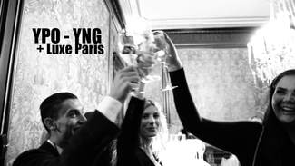YPO-YNG + Luxe Paris