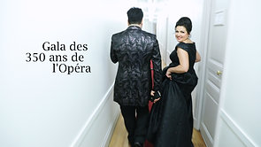 PARIS OPERA - The 350th anniversary