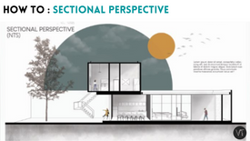 DAY 09 - Sectional Perspective
