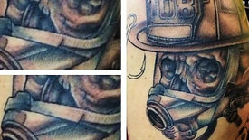 Tattoo Artist of Kelowna and Vancouver BC  Canada