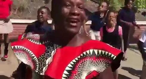 Pink Tutu Run Literacy Rap