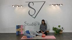 23' Pilates bas du corps