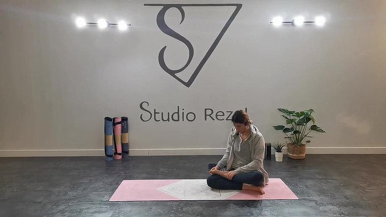 -Yin Yoga-