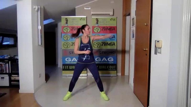 LEZIONE 1 Zumba Fitness