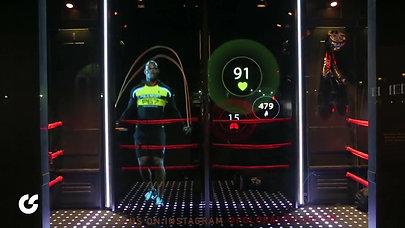 Ralph Lauren Holographic Window