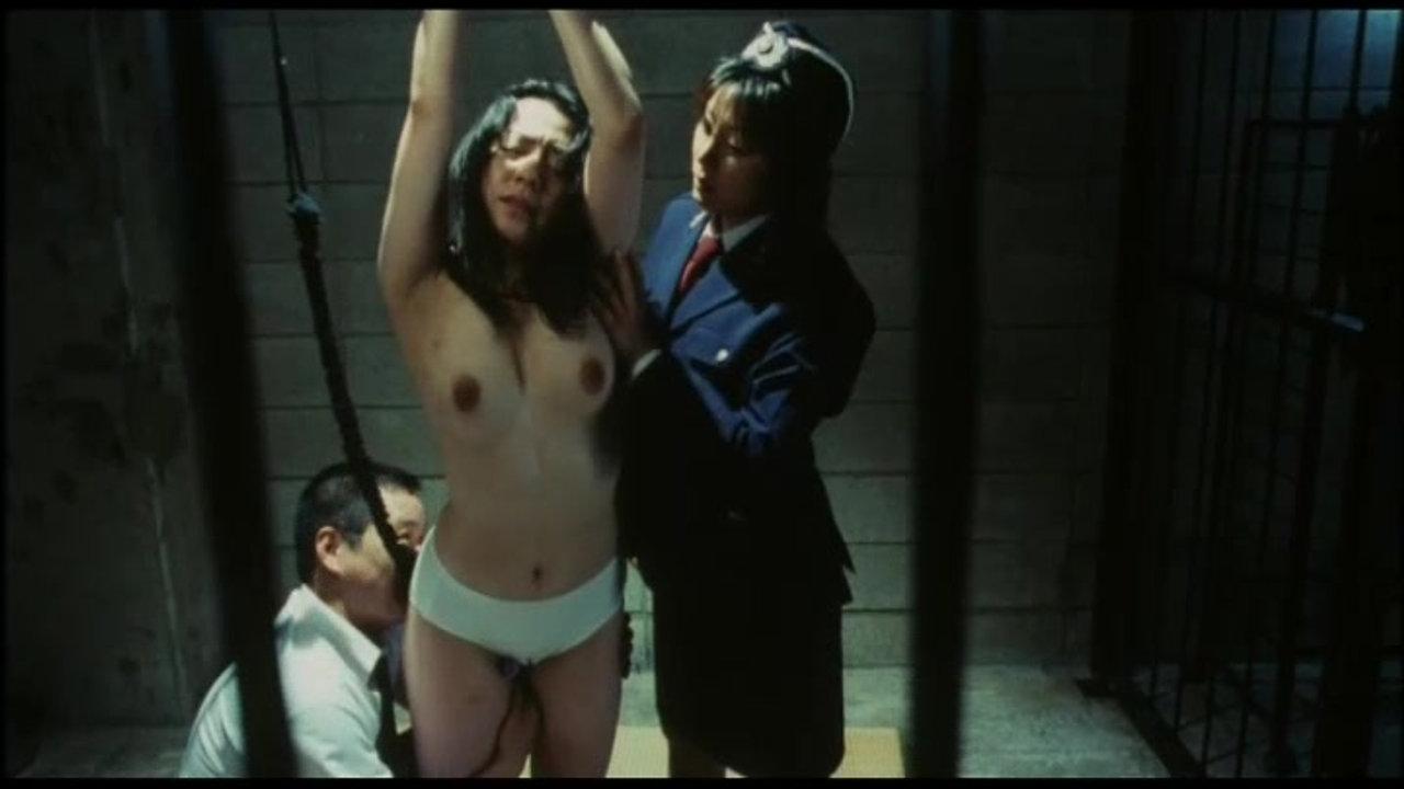新任女刑務官 禁じられた関係 Prison Guard Woman