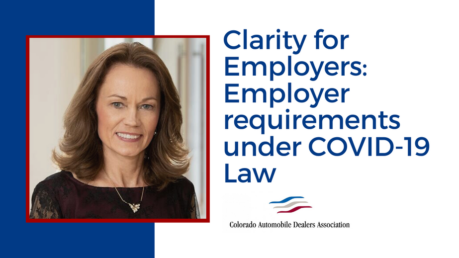 Clarity for Employers: Employer requirements under COVID-19 Law