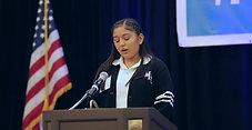 Jazmin Mora-Amaya (Student Speaker)