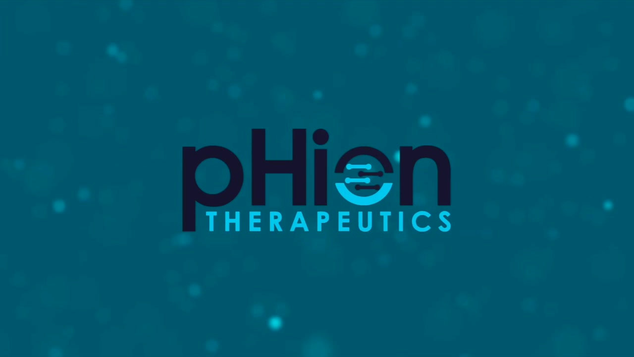 pHion Therapeutics - QUB Vice Chancellor's Research Prize 2018