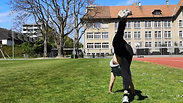 ACRO (side Handspring) - WITH ANJA