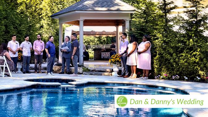 Dan & Danny's Wedding