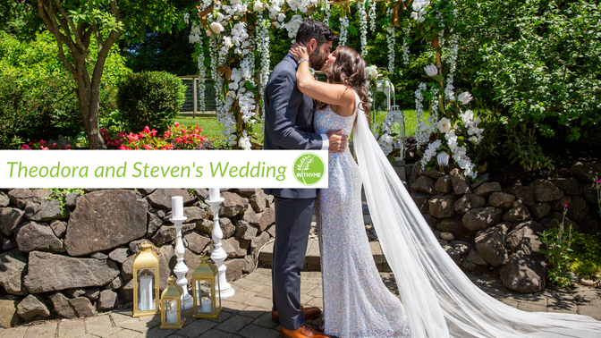 Theodora and Steven's Wedding
