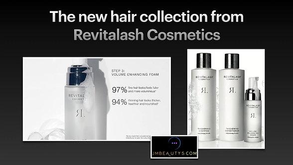 JmBeauty 5 Revitalash Cosmetics Hair Line