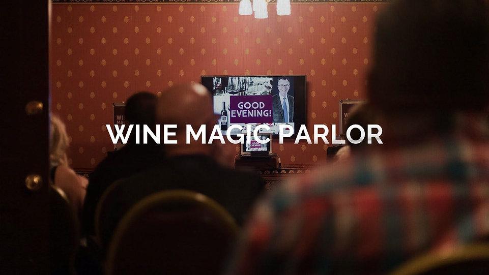 Wine Magic Parlor