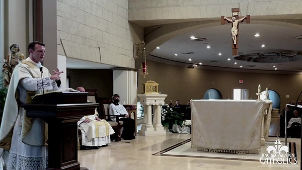 6th Sunday of Easter Mass | 5/9/21 10:00 AM